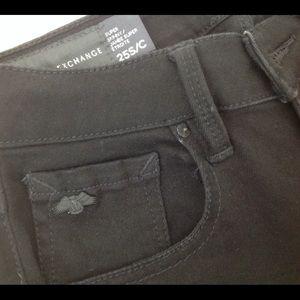 Armani exchange pants.